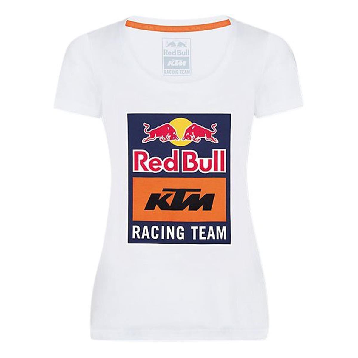 Red Bull Donna T-Shirt KTM Emblem