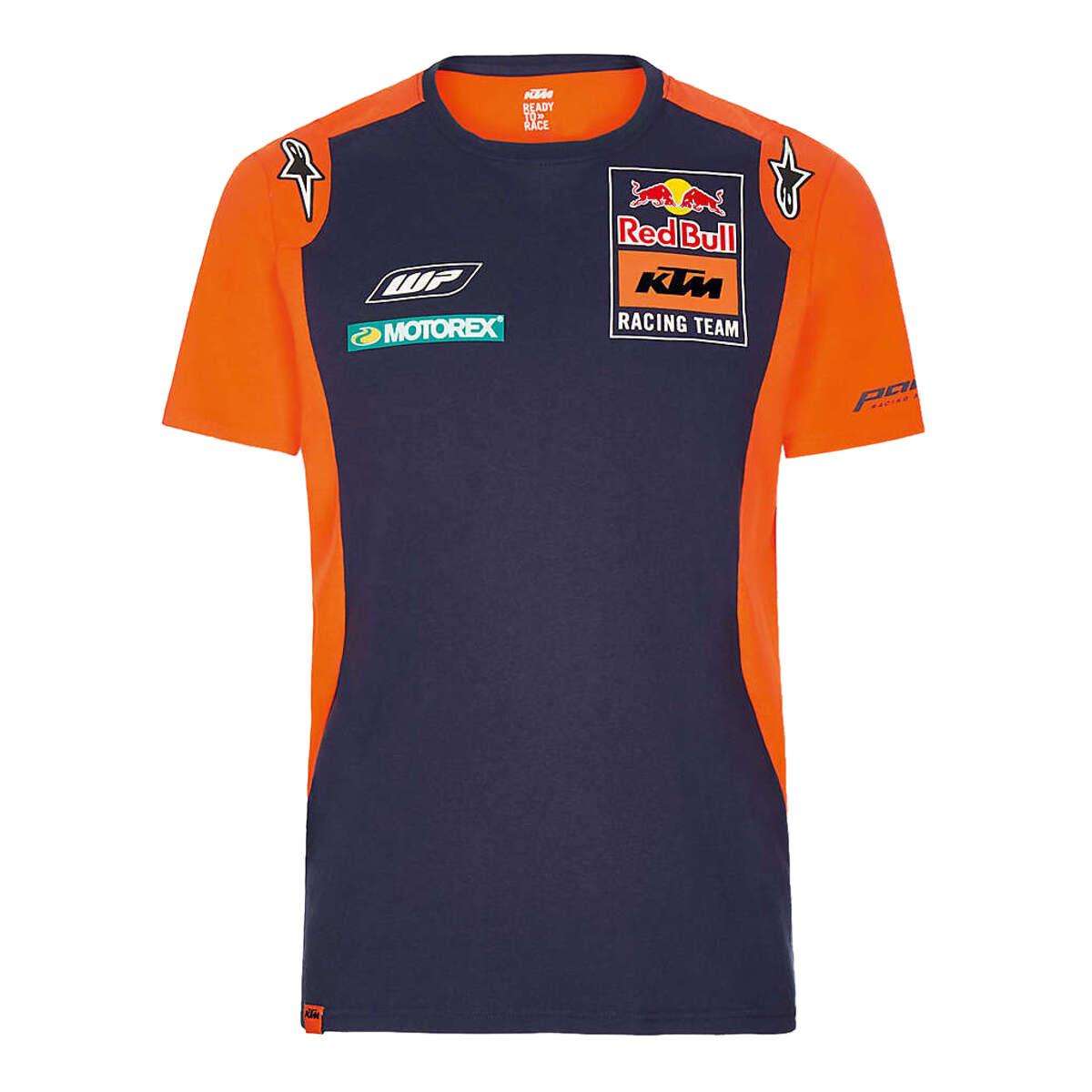Red Bull Bimbo T-Shirt KTM Official Teamline