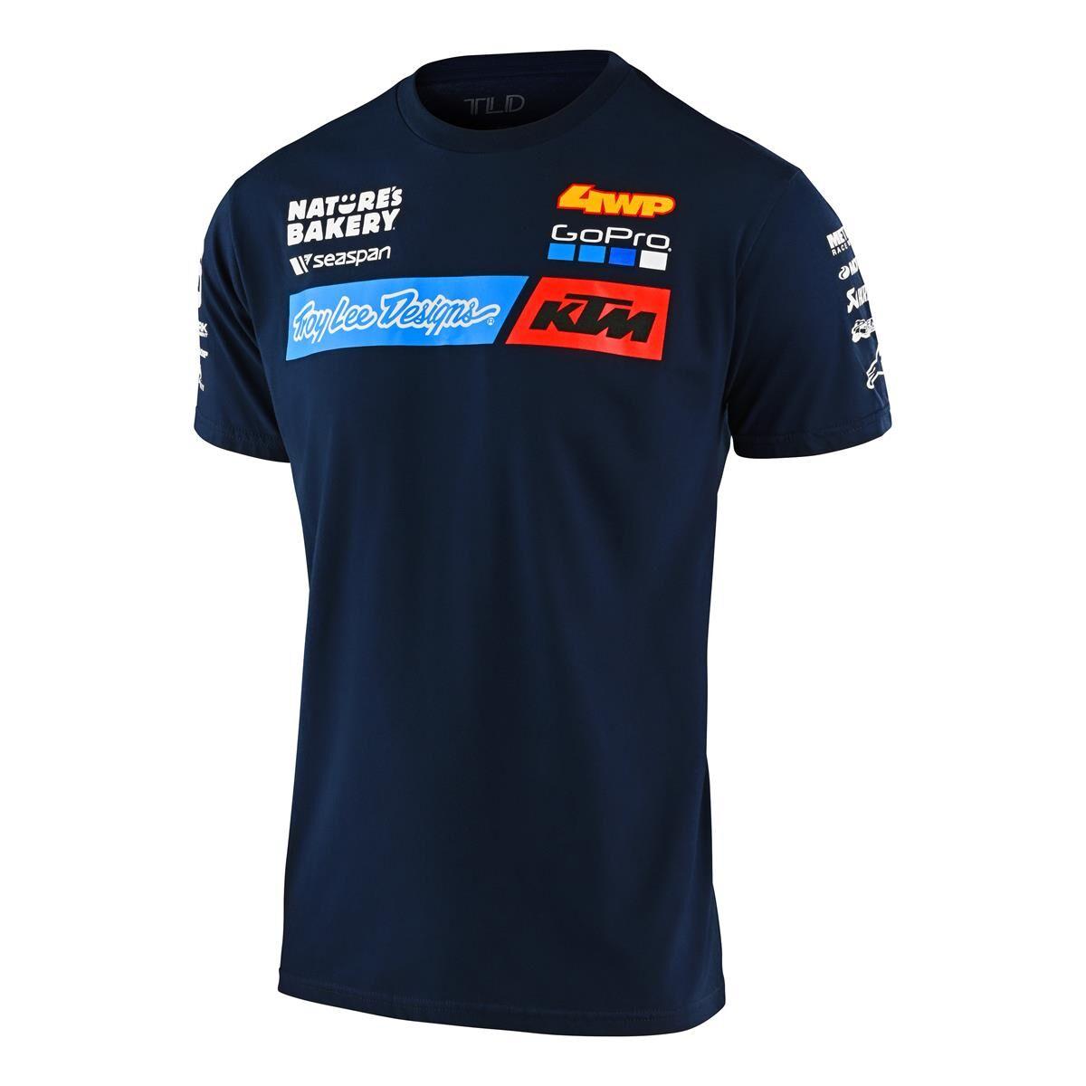 Troy Lee Designs Bimbo T-Shirt KTM Team