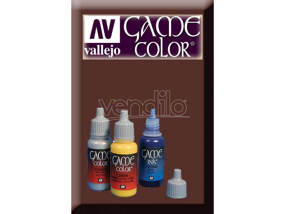 VALLEJO Game Color Dark Fleshtone 72044 Colori