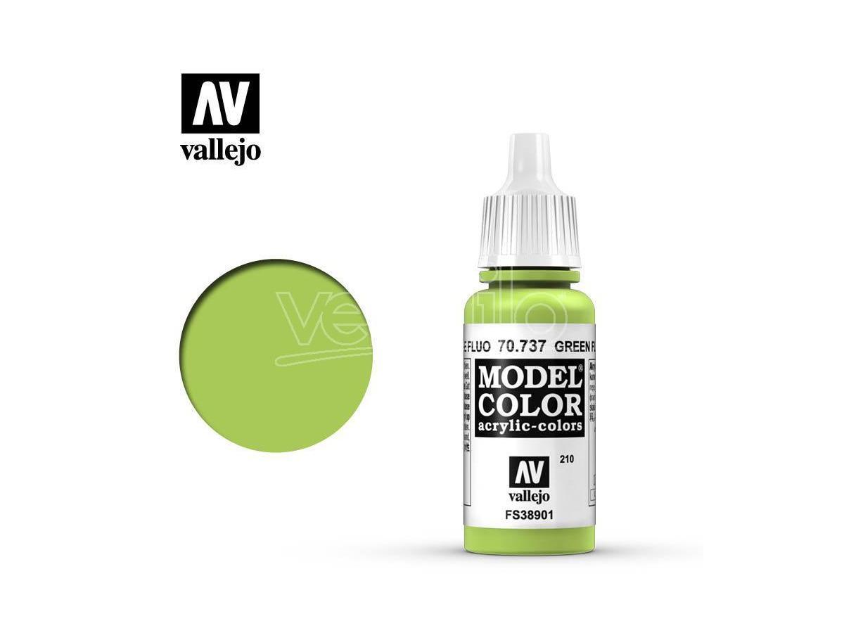 VALLEJO Mc 210 Green Fluo 70737 Colori