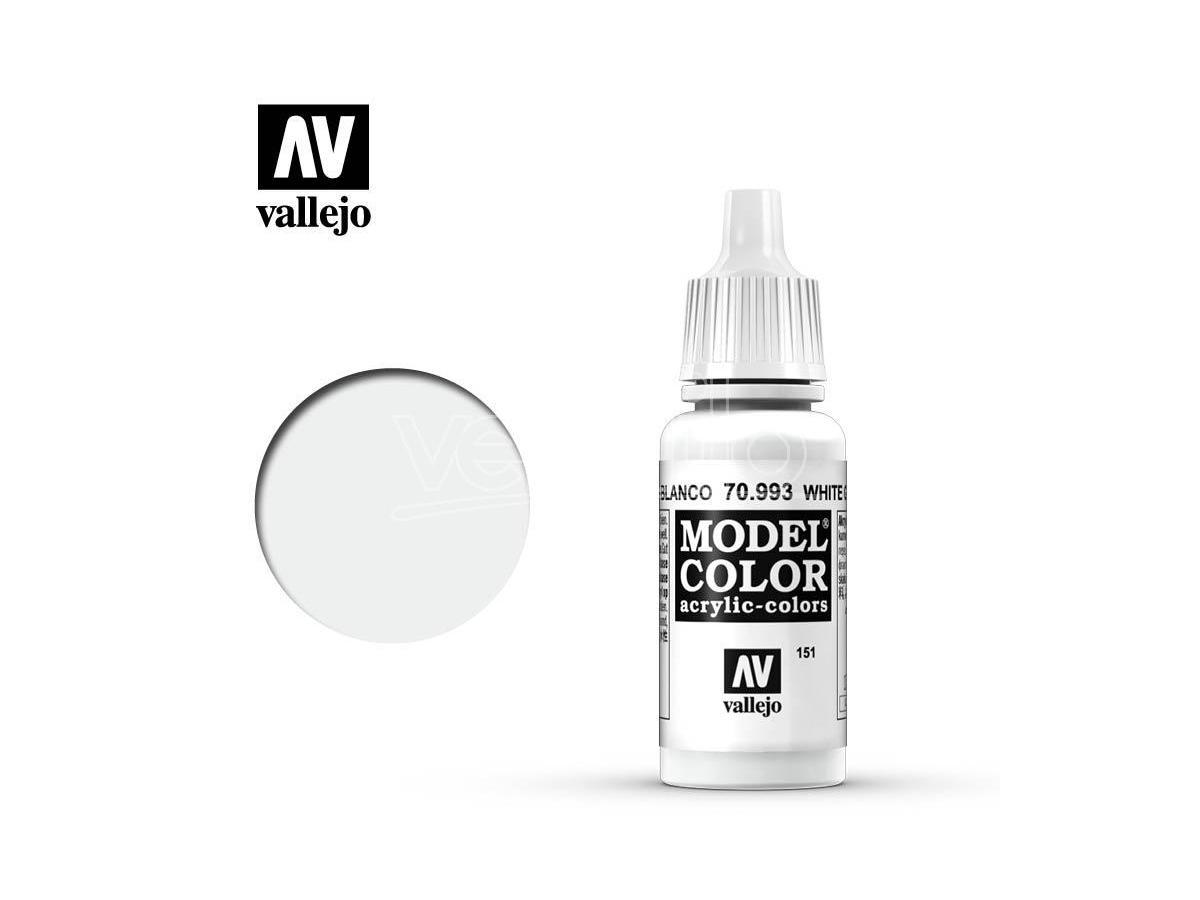 VALLEJO Mc 151 White Grey 70993 Colori