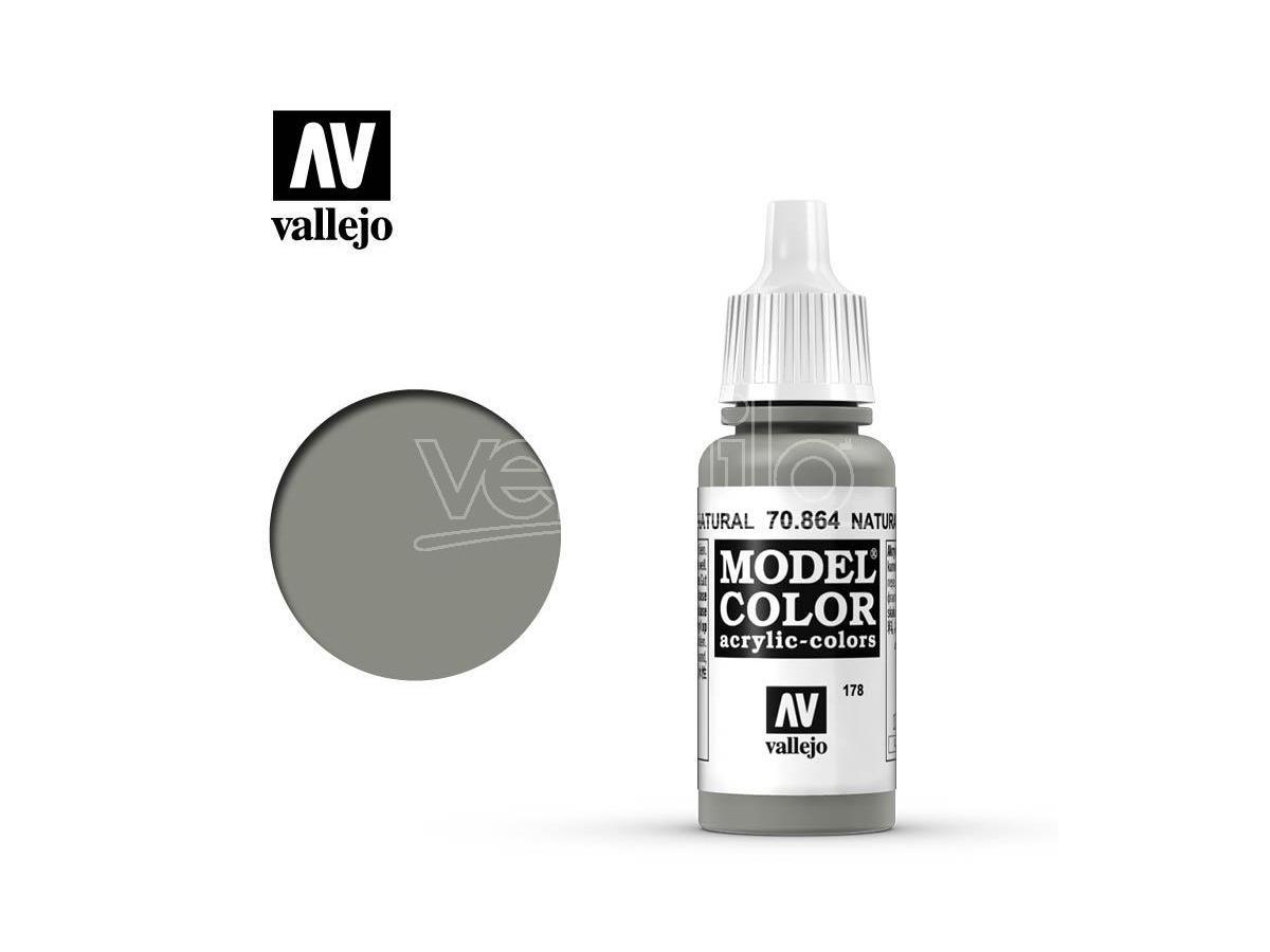 VALLEJO Mc 178 Natural Steel 70864 Colori