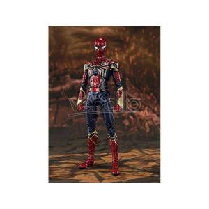 BANDAI Avengers Endgame Iron Spider Final B Shf Action Figure