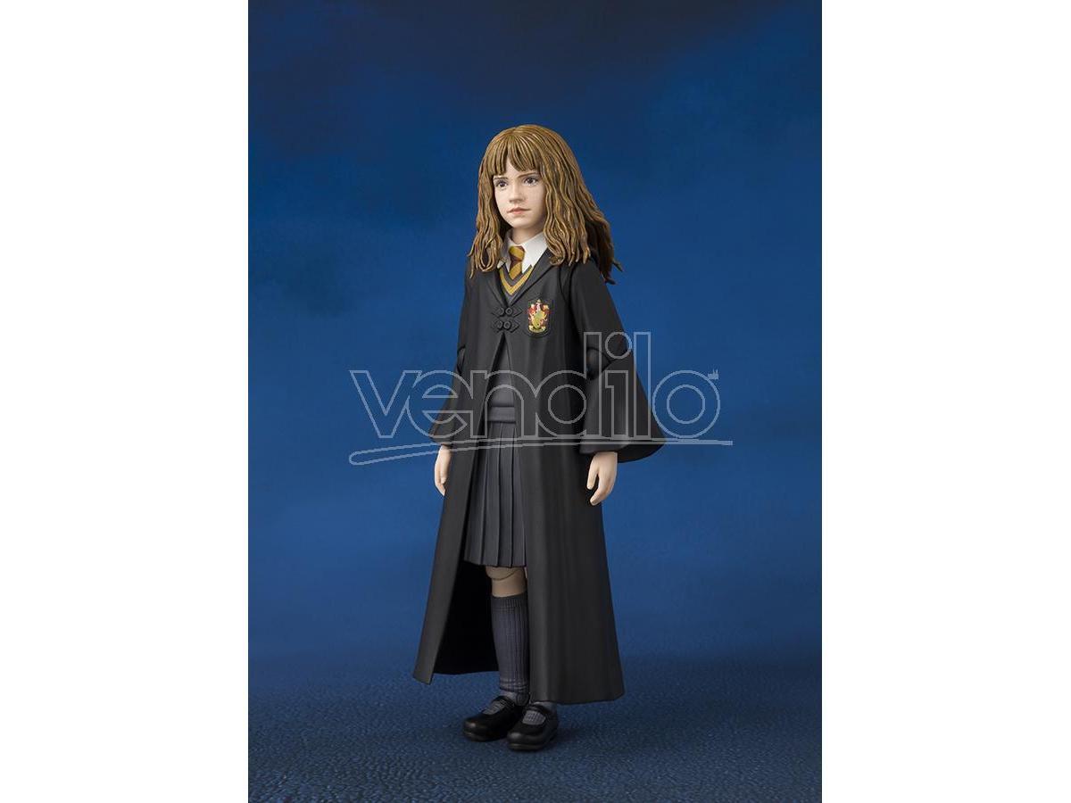 BANDAI Harry Potter  Hermione Granger Sh Figuarts Action Figure