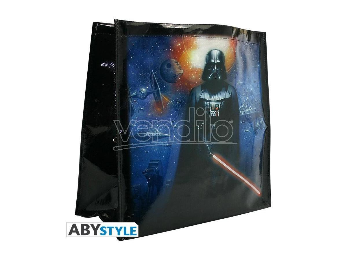 ABYSTYLE Star Wars Borsa Da Shopping Yoda E Darth Vader
