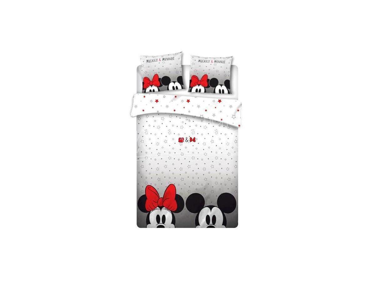 Disney Mickey E Minnie Copripiumino Topolino & Minnie Letto