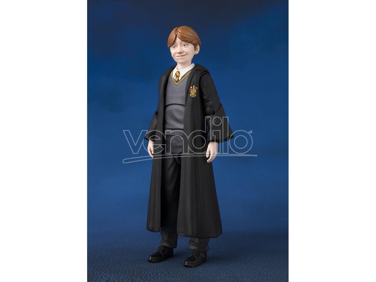 BANDAI Harry Potter  Ron Weasley Sh Figuarts Action Figure