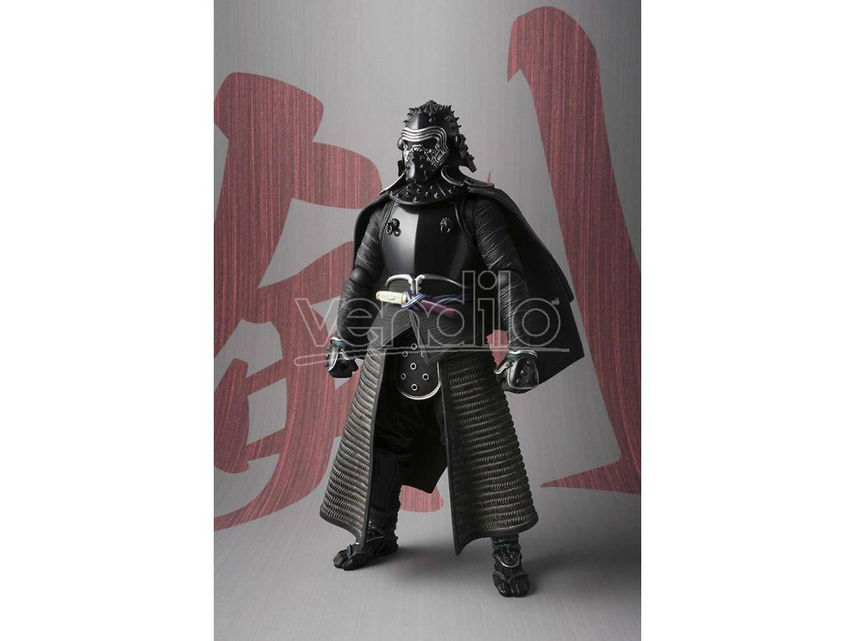 BANDAI Sw Samurai Kylo Ren Af Action Figure
