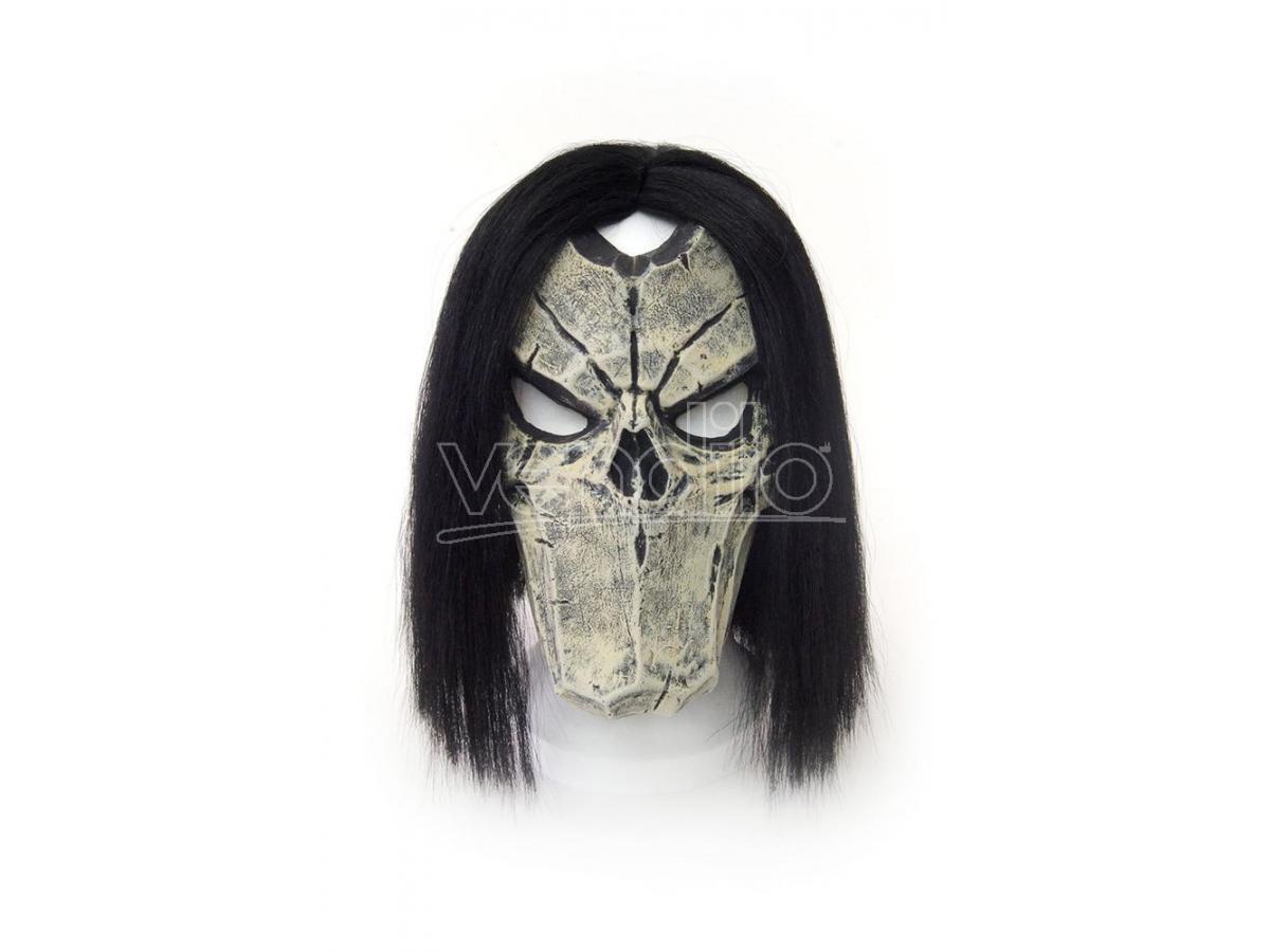 GAYA ENTERTAINMENT Darksiders 2 Death Latex Mask Maschera