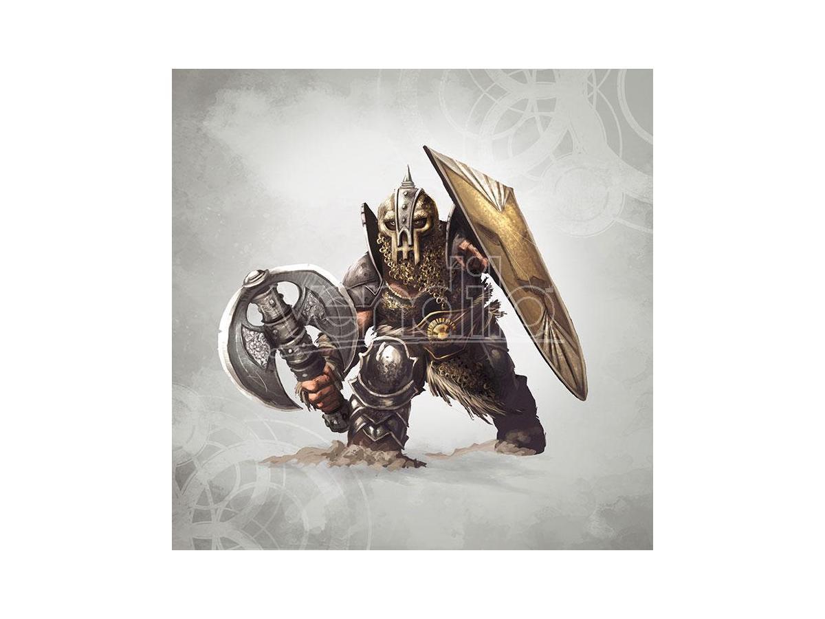do not panic games drakerys 6 aurium dwarves troops wargame