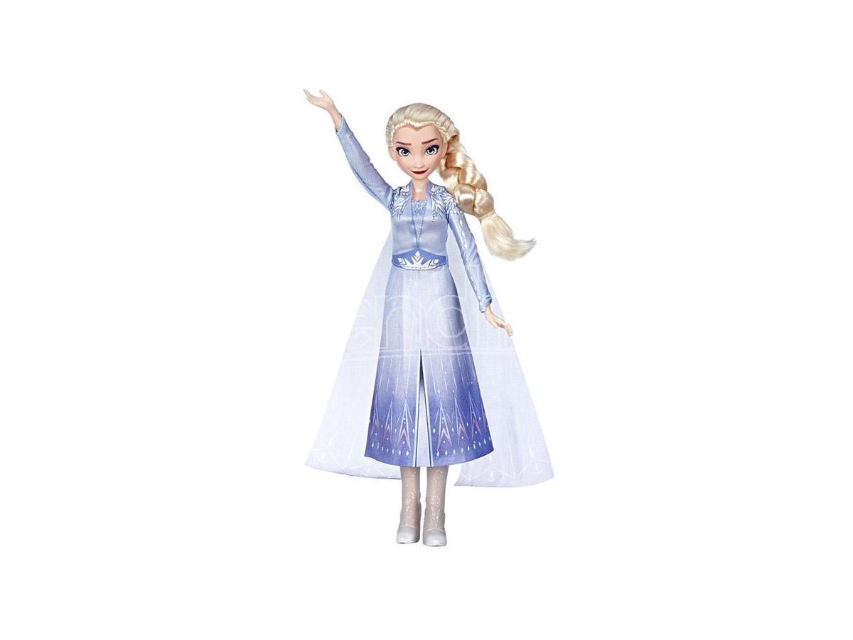 hasbro frozen 2 bambola cantante - elsa disney bambole e accessori