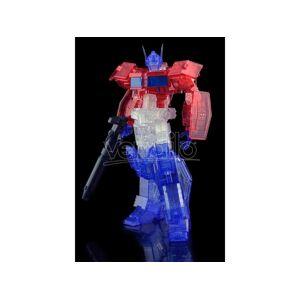 FLAME Transformers Optimus Prime Clear Mk Model Kit