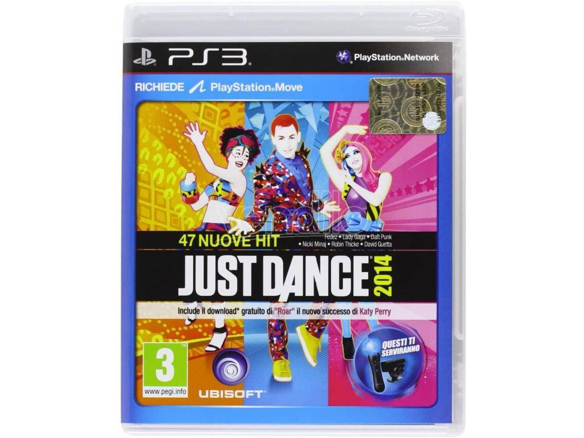 UBISOFT Just Dance 2014 Videogioco Playstation4