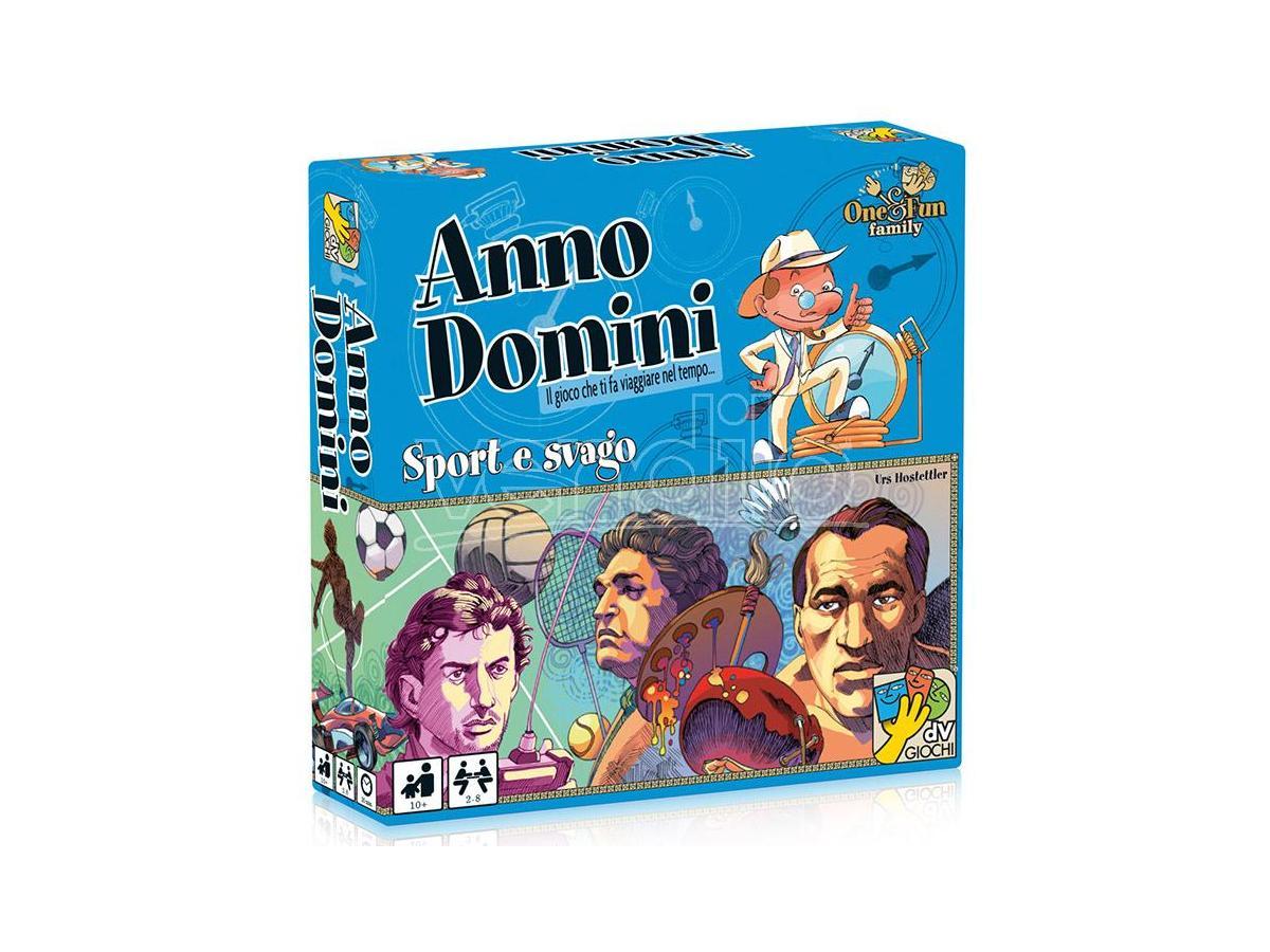 DV GIOCHI Anno Domini - Sport E Svago Giochi Da Tavolo Tavolo/societa'