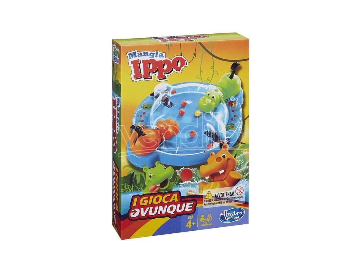 Hasbro Travel Mangia Ippo G&b Giochi Da Tavolo - Tavolo/societa'