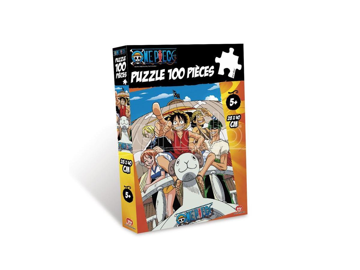 OBYZ One Piece - Puzzle - 100 Pcs Vogue Merry*