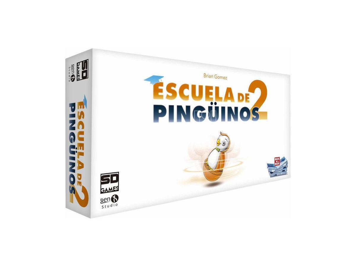 SD GAMES School Of Penguins 2 Gioco Da Tavolo