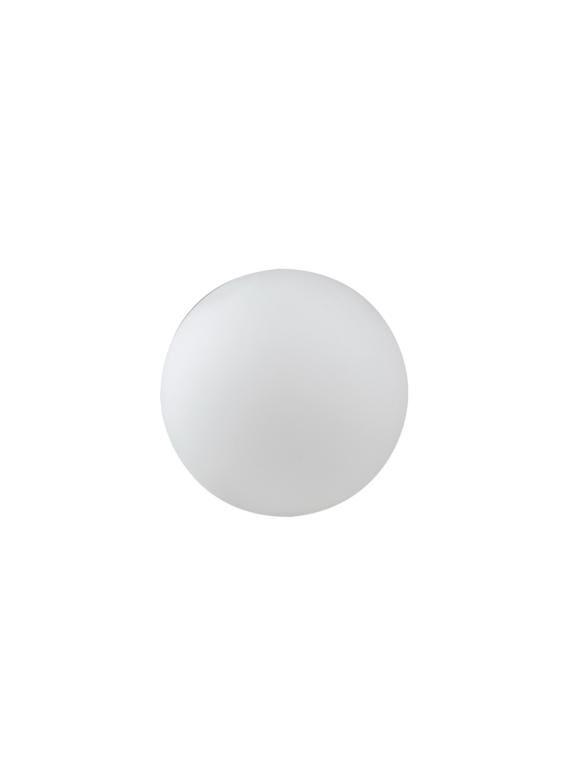 fan europe lighting lume da giardino geco bianco 1xe27 ip65 40cm cavo 250cm