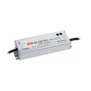 MEAN WELL Driver Mw Hlg T.Costante Ip67 Output 12v 10a 120w Input Ac90-305v Dc127-431v 22x6,8x3,8cm