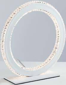 fan europe lighting lume led bryant bianco 18w 1280lm 3000k 26x26x8cm