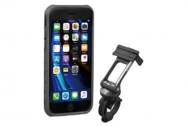 Topeak ridecase apple iphone se 8 7 nero