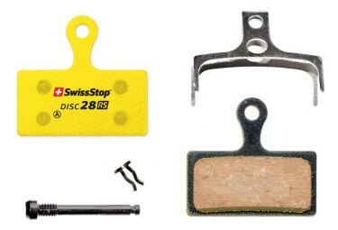 SwissStop Pastiglie freno swissstop disc 28 rs organic per shimano fsa rever
