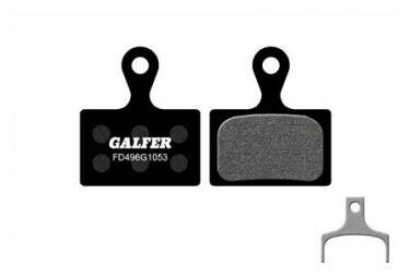 Galfer Coppia di pastiglie freno galfer semi metalliche shimano ultegra xtr br m9100 105 tiagra grx metrea standard