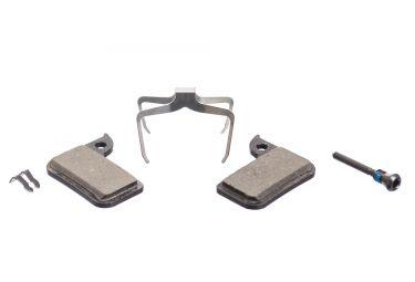 Sram Pastiglie freno a disco idraulico sram mtb road per level tlm ultimate organic steel