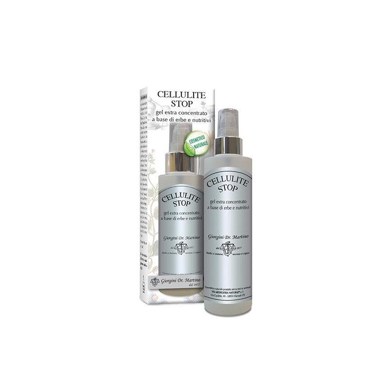 dr giorgini cellulite stop gel corpo tonificante a base di erbe da 250ml per tutti i tipi di pelle, dr giorgini