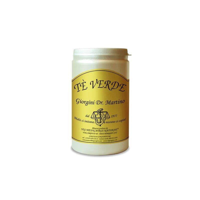 dr giorgini tè verde integratore alimentare in polvere per la protezione delle cellule dallo stress ossidativo da 100gr, dr giorgini