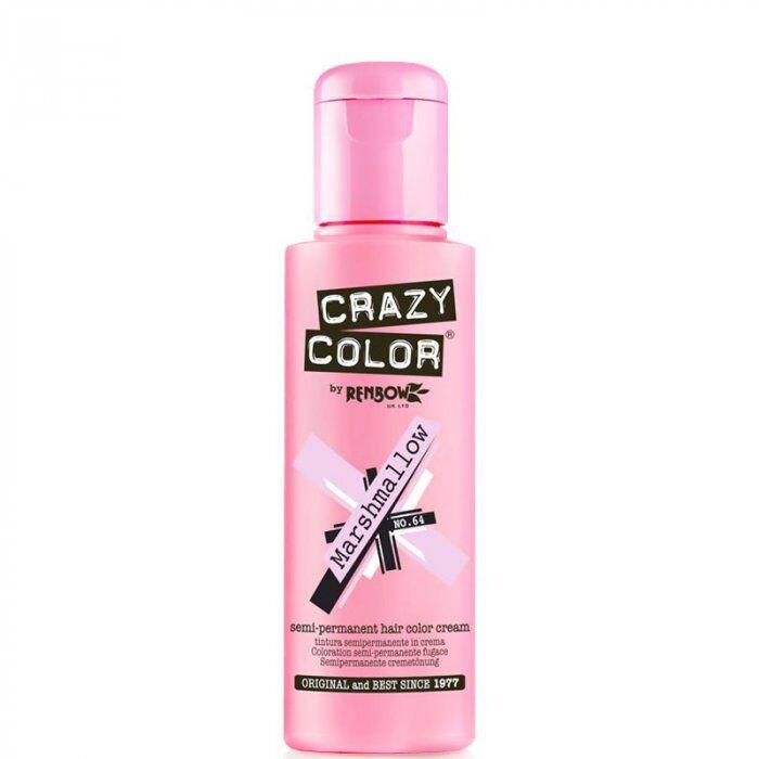 Crazy Color 64 Marshmallow 100 Ml / 3.38 Fl.Oz