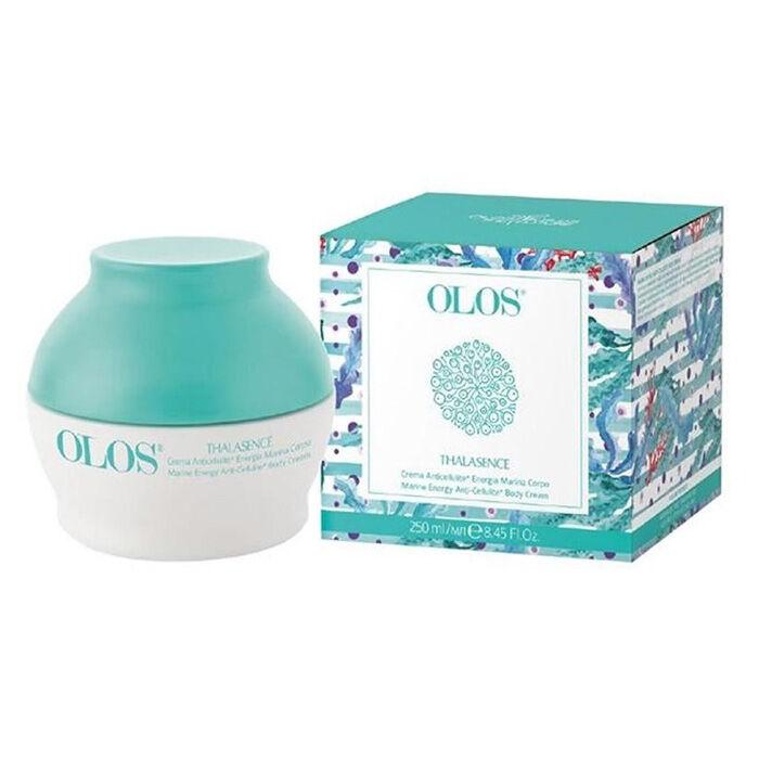 olos thalasence crema anticellulite energia marina corpo 250 ml / 8.45 fl.oz