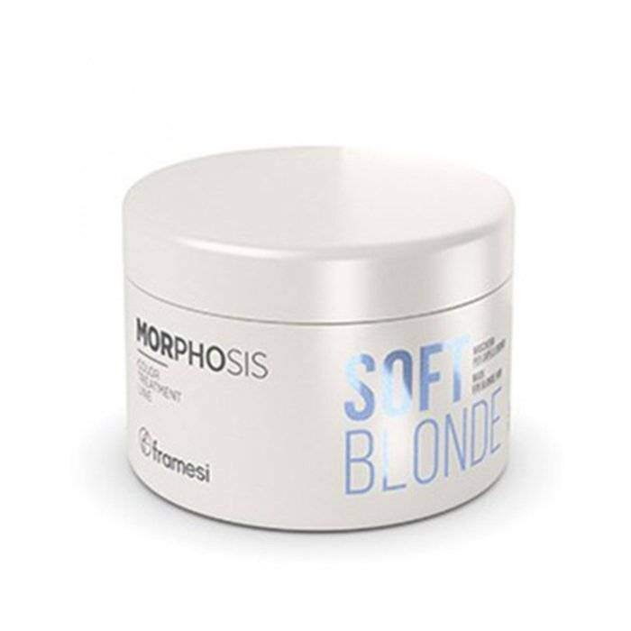 Framesi Soft Blonde Mask 200 Ml / 6.8 Fl.Oz