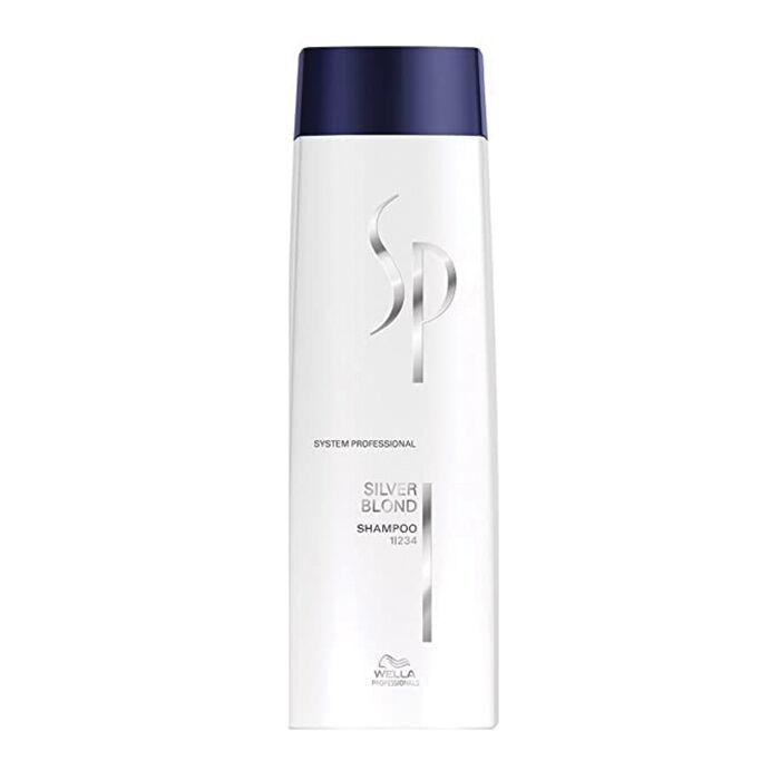 Wella Silver Blond Shampoo 250 Ml / 8.45 Fl.Oz