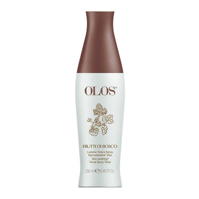 olos frutti di bosco lozione tonica spray dermolenitiva viso 250 ml / 8.45 fl.oz