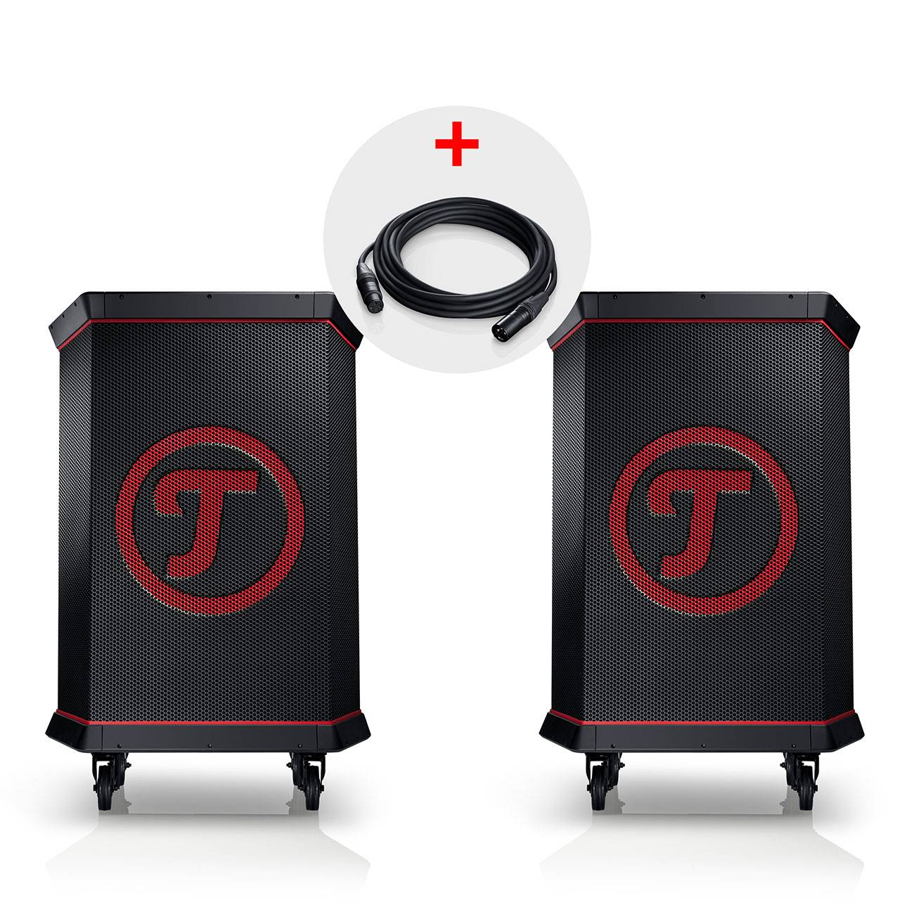 teufel rockster stereo pair