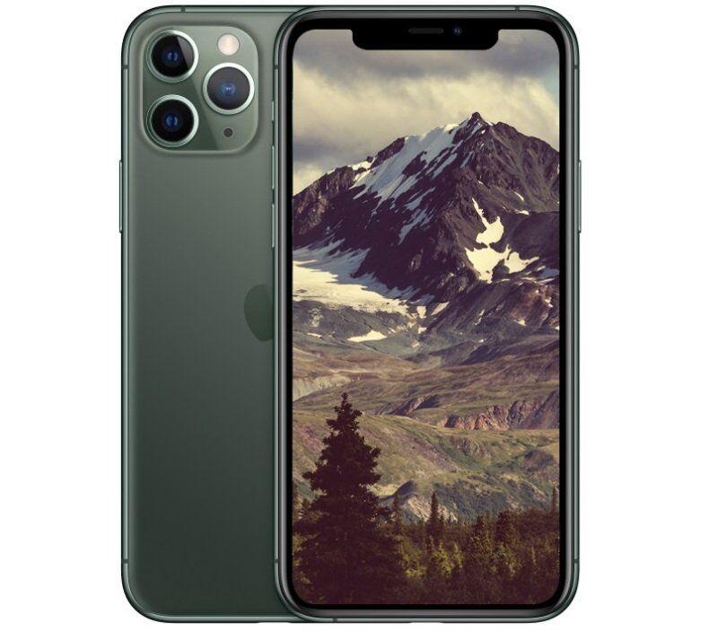 Apple iPhone 11 Pro Max 512GB - Midnight Green