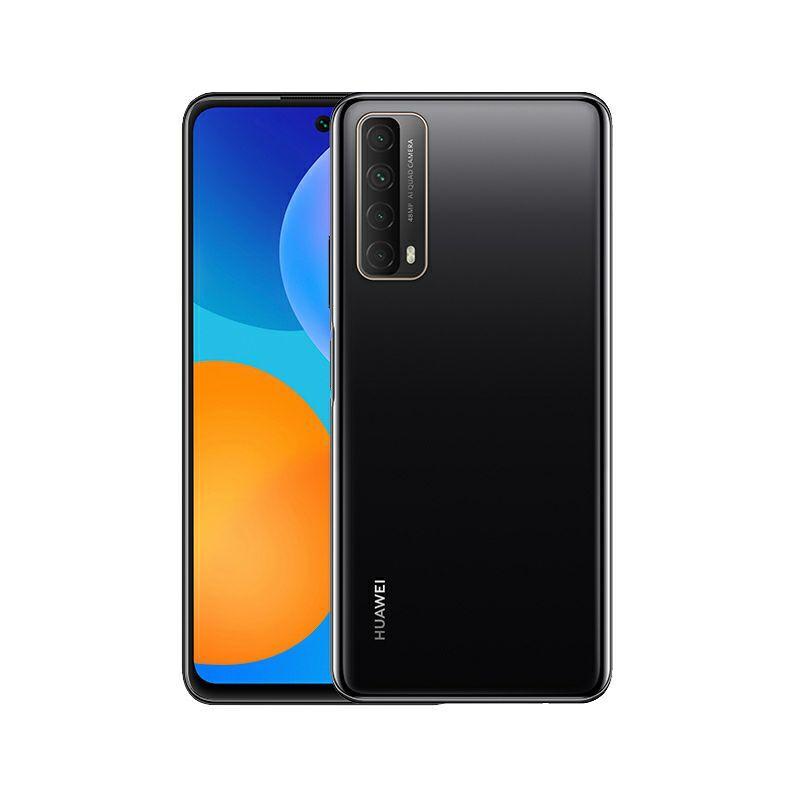 Huawei P Smart (2021) Dual Sim 4GB RAM 128GB - Black