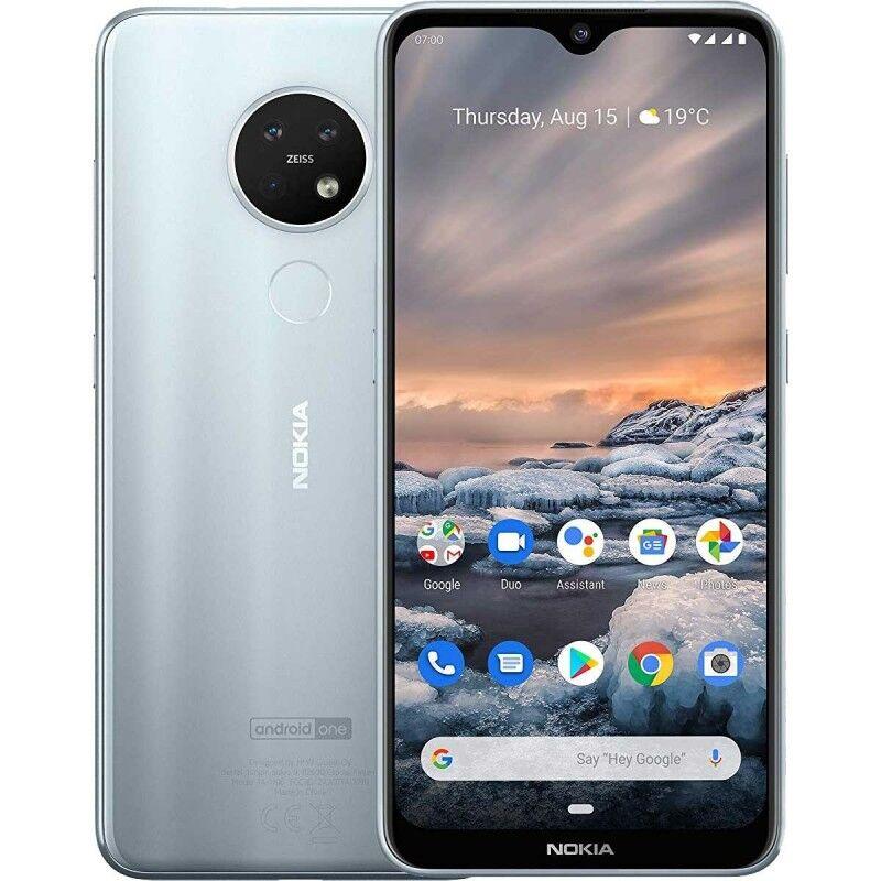 Nokia 7.2 Dual Sim 4GB RAM 64GB - Ice