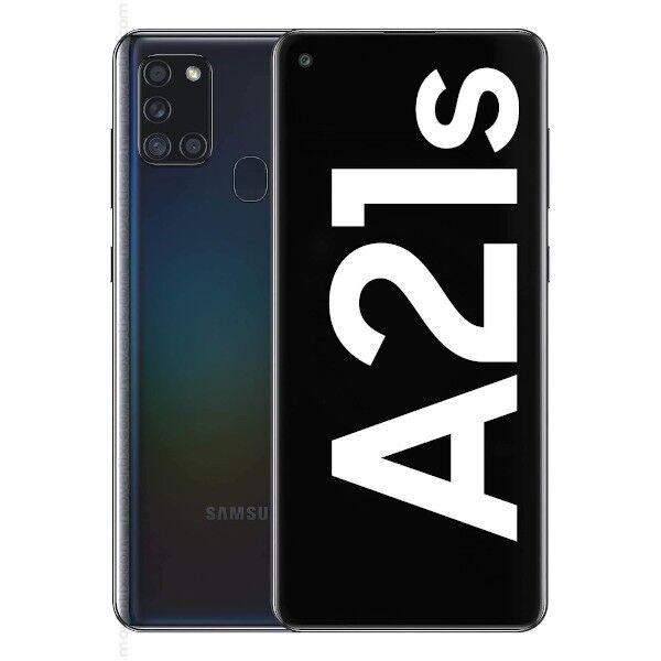 Samsung Galaxy A21S A217 Dual Sim 3GB RAM 32GB - Black