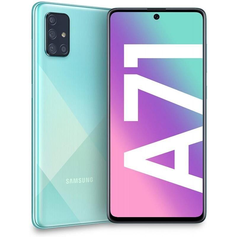 Samsung Galaxy A71 A715 Dual Sim 6GB RAM 128GB - Blue