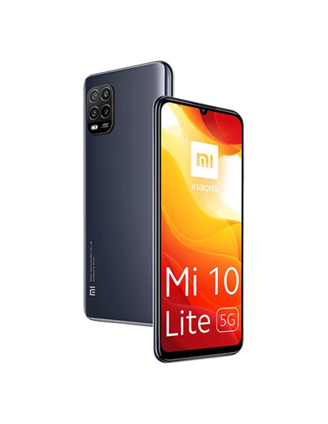 Xiaomi Mi 10 Lite 5G Dual Sim 6GB RAM 128GB - Grey