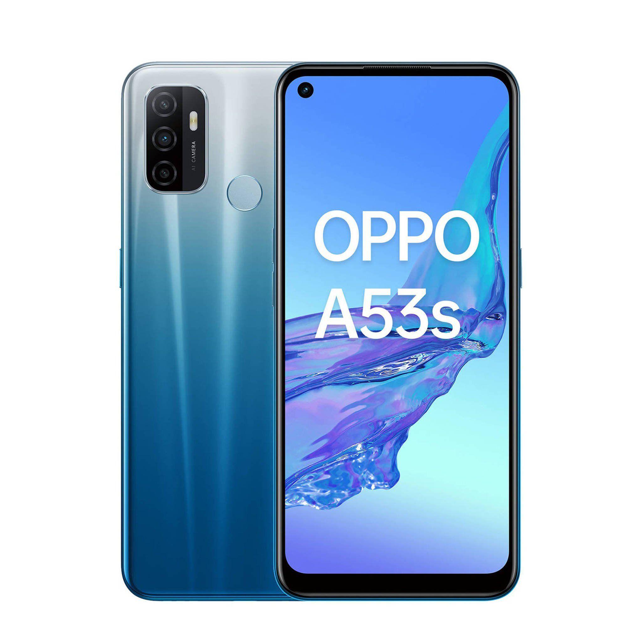 Oppo A53s Dual Sim 4GB RAM 128GB - Blue