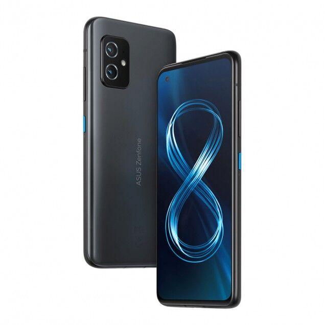 Asus Zenfone 8 5G Dual Sim 16GB RAM 256GB - Black
