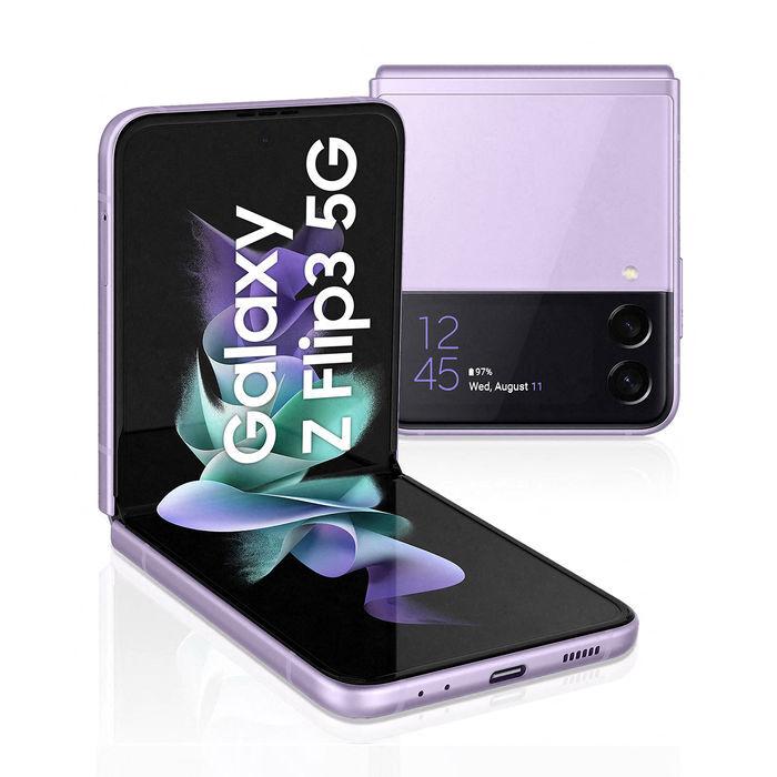 Samsung Galaxy Z Flip3 F711B 5G Dual Sim 8GB RAM 256GB - Lavender