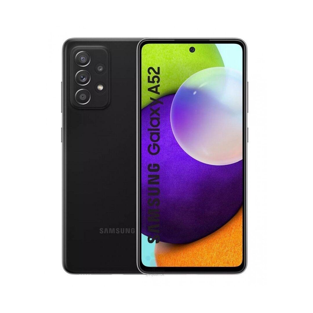 Samsung Galaxy A52s 5G A528 Dual Sim 6GB RAM 128GB - Black