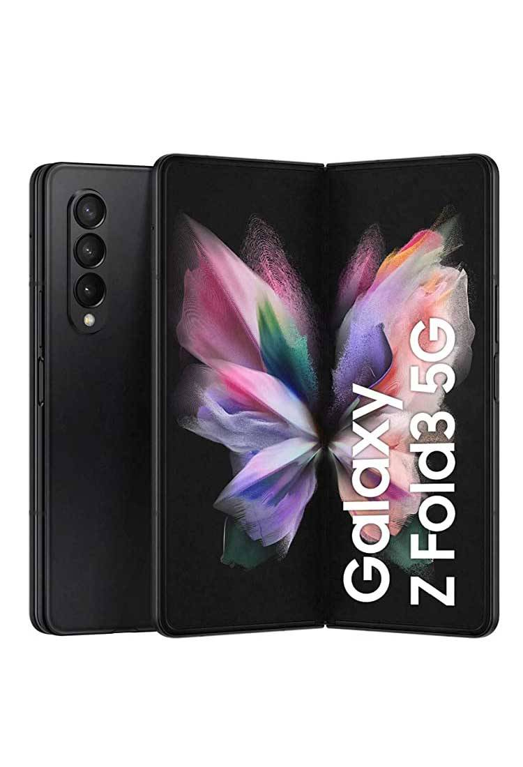 Samsung Galaxy Z Fold3 F926B 5G 12GB RAM 512GB - Black