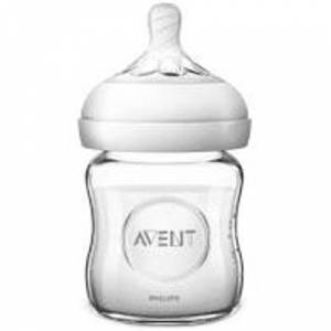 Philips Avent Bib Nat Vetro 120ml