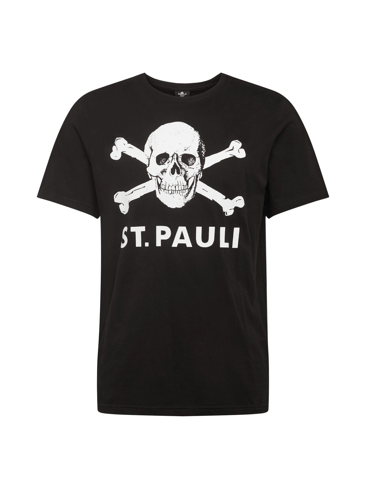 FC St. Pauli Maglietta 'Totenkopf I' Nero